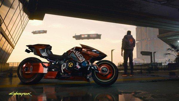 Ngắm nhìn những chiếc siêu xe tuyệt đẹp sẽ xuất hiện trong bom tấn Cyberpunk 2077