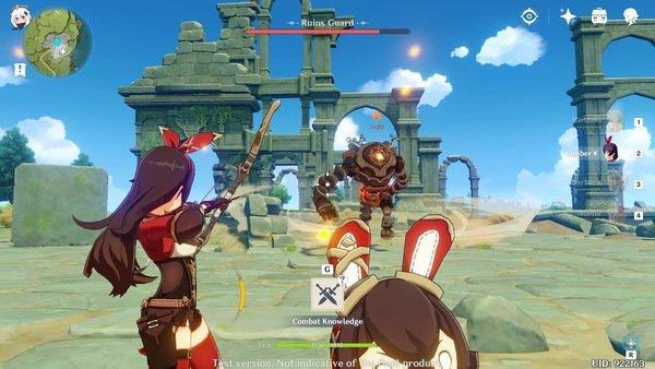 Hướng dẫn mèo cày Mora cực dễ trong Genshin Impact