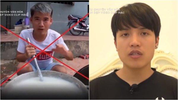 NTN xuất hiện trên phóng sự VTV, được khen ngợi vì sự thay đổi, Hưng Vlog tiếp tục bị ném đá
