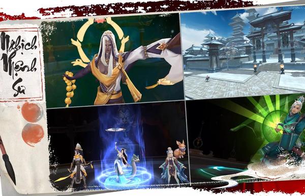 """Nghịch Mệnh Sư: """"Cuộc cách mạng"""" của dòng game chiến thuật và 3 điều chưa từng được công bố"""