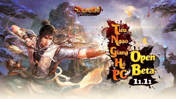 Tiếu Ngạo Giang Hồ - Game PC duy nhất 2020 chính thức Open Beta vào hôm nay