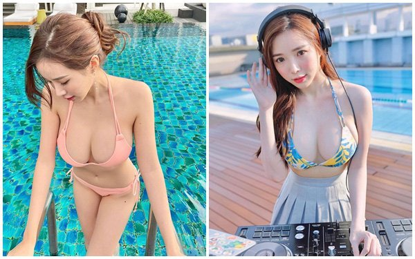 Cộng đồng mạng phát sốt khi phát hiện ra cô nàng DJ cực phẩm, mặt xinh dáng đẹp lại còn vừa tốt nghiệp Thạc sĩ