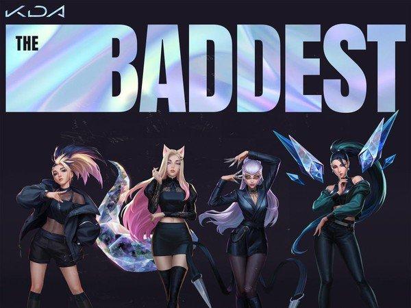 """Sản phẩm mới toanh của K/DA """"I'll Show You"""" sẽ có sự góp mặt của bốn thành viên trong nhóm nhạc Twice và nhiều nghệ sĩ khác"""