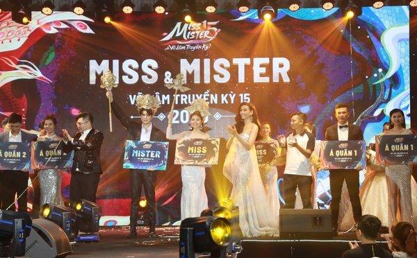 Đêm chung kết của cuộc thi Miss & Mister VLTK 15 - Hấp dẫn, gay cấn và ngập tràn cảm xúc