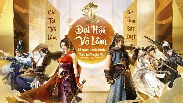 15 năm huy hoàng của dòng game Võ Lâm Truyền Kỳ và những sự kiện cộng đồng gây 'chấn động'