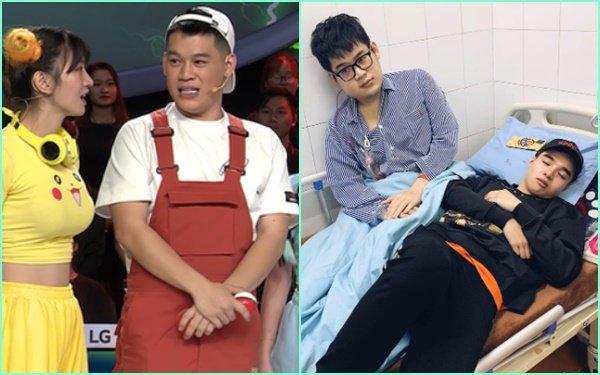Hot TikToker Long Chun mắc u men xương hàm, lấy xương ống đồng lắp vào nhưng bị đào thải