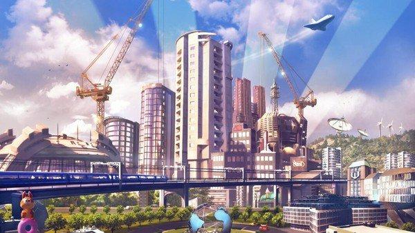 Game 'mô phỏng cuộc sống trong mơ' Cities: Skylines  đang miễn phí, mời anh em tải về