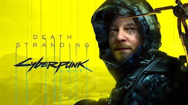 Death Stranding kết hợp cùng Cyberpunk 2077, độc quyền cho PC
