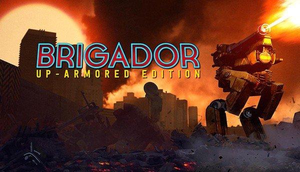 Chỉ một click, nhận miễn phí tựa game bắn súng chiến thuật không gian Brigador