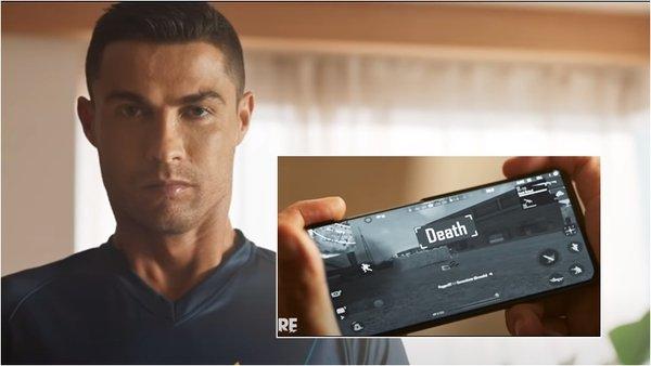 Ronaldo nói một câu về Free Fire khiến cộng đồng PUBG Mobile lập tức cà khịa, thể hiện sự khó chịu và ghen tị?
