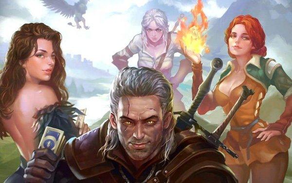 Bộ phim Anime chuyển thể từ dòng game The Witcher chuẩn bị ra mắt cộng đồng game thủ