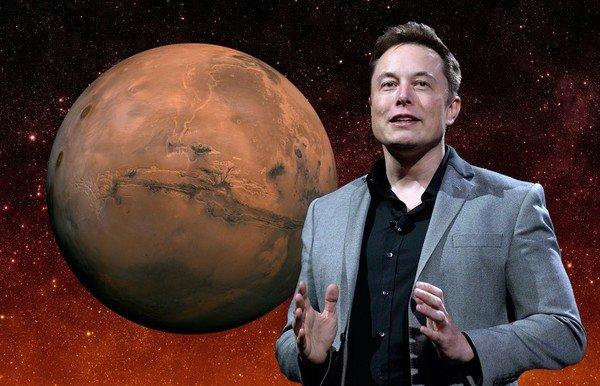 Ông Elon Musk dự báo, cư dân trên Sao Hỏa sẽ giao dịch bằng tiền mã hóa