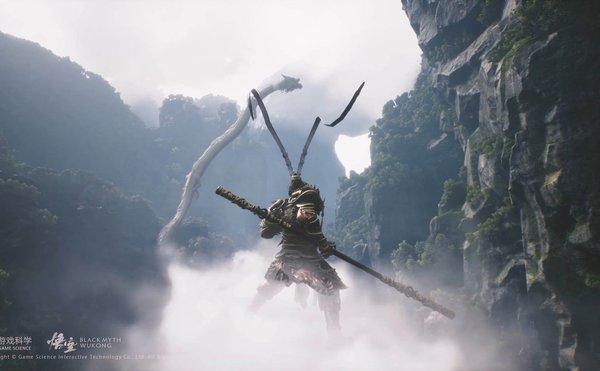 10 tựa game ấn tượng nhất 2020 (Phần 1) - Black Myth: Wu Kong