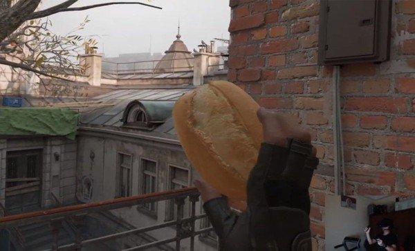 Dũng CT hào hứng khi được tận tay cầm 'Bánh mỳ Việt Nam' trong buổi stream Half-life: Alyx
