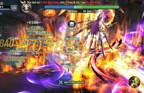 """Thành công vang dội, Vệ Thần Mobile chứng minh rằng game Fantasy vẫn còn rất """"hot"""" tại Việt Nam!"""