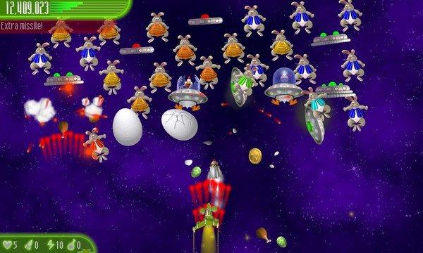 Game 'bắn gà đã tay' Chicken Invaders 4 - 'Gây nghiện' và giết thời gian cho anh em ở nhà né dịch