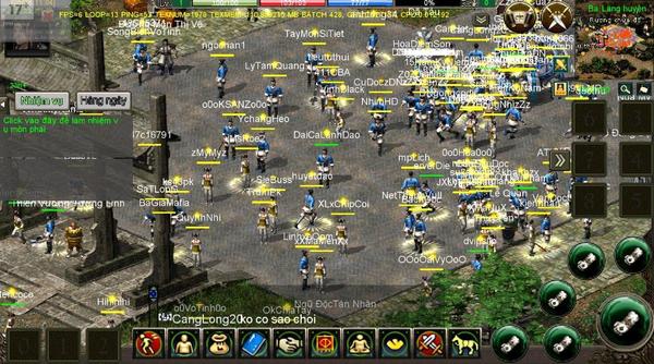 Vừa mở Tương Dương và Công Thành Chiến, hàng vạn game thủ Việt đã ùn ùn vào chiến JX1 Huyền Thoại Võ Lâm