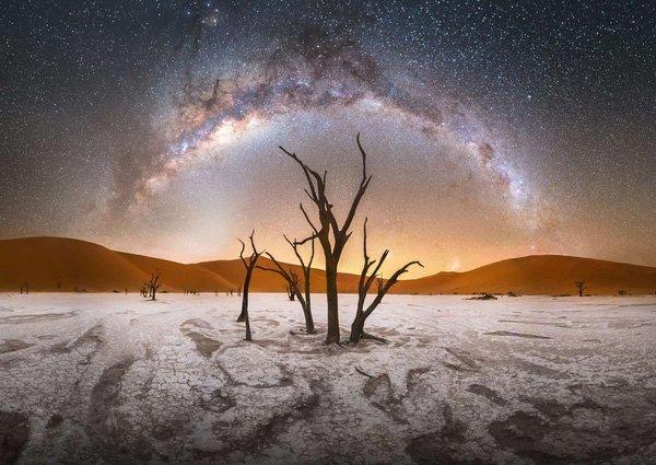 25 bức ảnh Dải ngân hà đẹp nhất 2020, đặt làm hình nền thì đẹp vô cùng (P1)