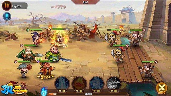 """Không hổ danh game thẻ tướng được mong chờ nhất tháng 7, 3Q Bá Vương """"vỡ trận"""" trước lượng người chơi quá đông đảo"""