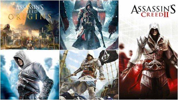 Xem xong clip này, nhiều fan của Assassin's Creed sẽ cảm thấy chạnh lòng vì chất sát thủ đang ngày một phai nhạt