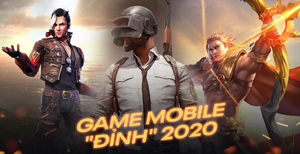 """Những game mobile xếp hạng cao nhất thế giới trong năm 2020 khi có lượng người chơi """"không thể tin được"""""""