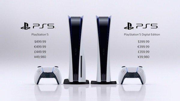 [Chính thức] PS5 công bố giá bán cực rẻ, học sinh, sinh viên thừa sức mua