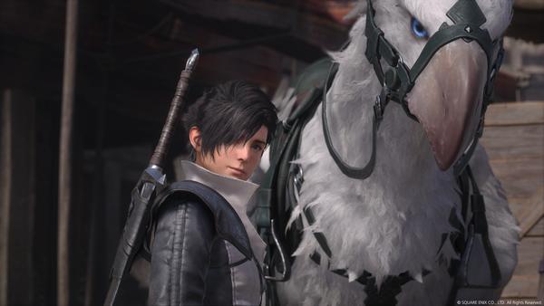 Final Fantasy XVI lộ diện với đồ họa siêu đỉnh trên PS5