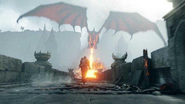 """Demon's Souls lộ diện gameplay, hứa hẹn """"bón hành"""" cho triệu game thủ"""