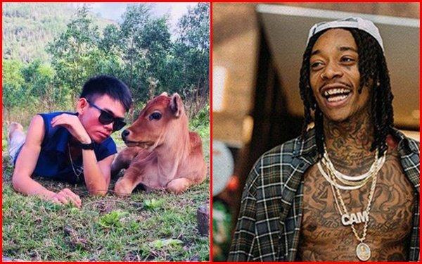 """Chàng trai chăn bò VN sở hữu chất giọng luyến láy """"gây nghiện"""" làm điều bất ngờ với rapper quốc tế"""