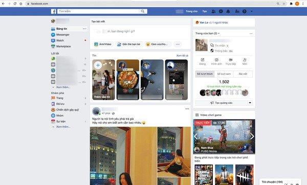 Cách đưa giao diện Facebook cũ trở lại với tiện ích mở rộng trên Chrome