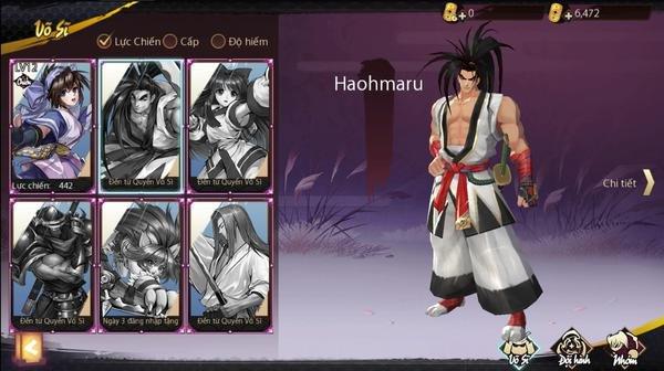 Huyền thoại Samurai Shodown VNG tặng game thủ một nghìn Giftcode trị giá hàng triệu Đồng