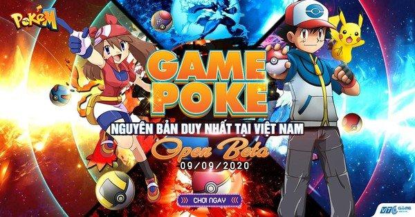 Poke M tặng loạt giftcode chứa vật phẩm và nhiều phần quà hấp dẫn khác mừng game ra mắt