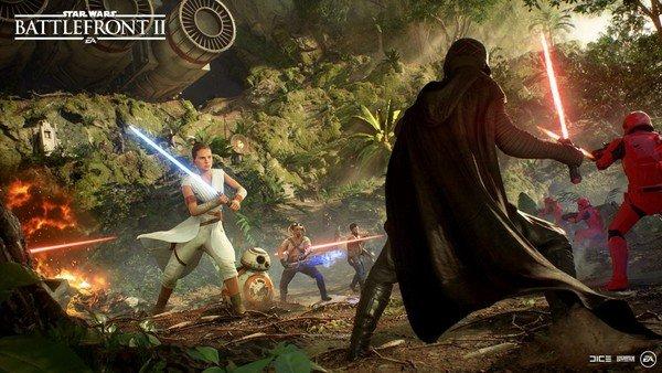 Link tải bom tấn AAA Star Wars: Battlefront 2 miễn phí vĩnh viễn