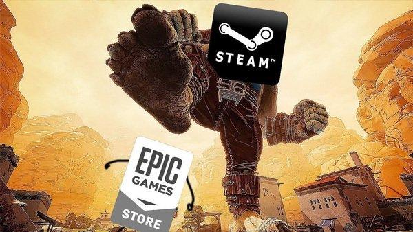"""Dù Epic đổ hàng tấn tiền để """"mua chuộc"""" game thủ thì Steam vẫn là nền tảng game vĩ đại nhất"""