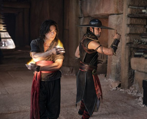 Những hình ảnh đầu tiên của phim Mortal Kombat mới