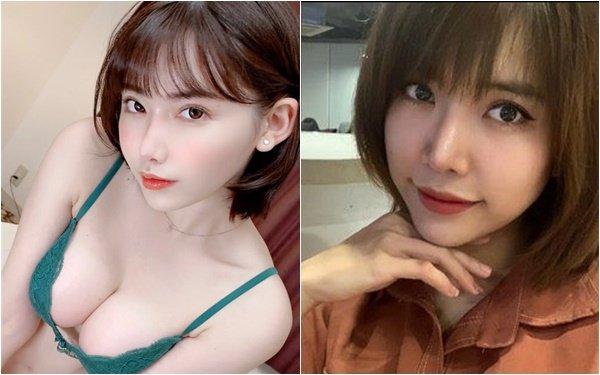 """Cộng đồng mạng bất ngờ """"khai phá"""" cô nàng hot girl Việt xinh đẹp, sở hữu nhan sắc giống """"thiên thần"""" Eimi Fukada tới 99%"""