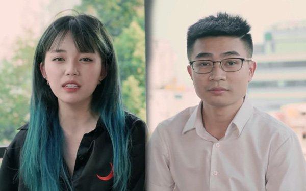 """Bị dí deadline có bạn trai dịp Tết, Linh Ngọc Đàm gọi người yêu cũ """"cứu nét"""" nhưng nhận lại chỉ là sự thờ ơ"""