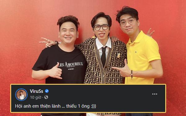 """Hội bạn thân giám đốc GearVN - ViruSs đến chúc mừng showroom cực khủng, nhưng fan nhận ra thiếu ngay """"chủ tịch Lươn Thanh Độ"""""""