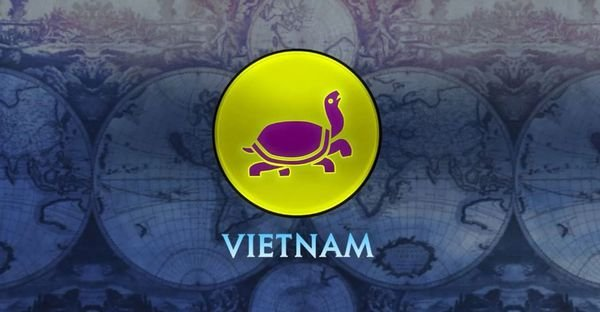 """Việt Nam xuất hiện trong game chiến thuật hay nhất nhì lịch sử, biểu tượng hình """"rùa vàng"""""""