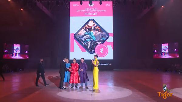 [Trực tiếp] Gala Wechoice Awards 2020: Việt Sử Kiêu Hùng giành chiến thắng vì ảnh hưởng tích cực tới cộng đồng