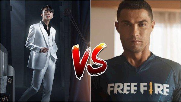 """Lộ kỹ năng khủng của """"Sếp"""" trong Free Fire, cũng """"không phải dạng vừa đâu"""", thậm chí có thể so với Ronaldo"""