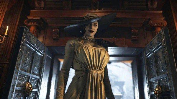 """Giả thuyết rợn người về Vampire Lady, nữ ma cà rồng """"siêu hot"""" trong Resident Evil 8"""