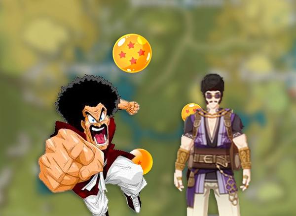 Game thủ bất ngờ phát hiện Ngọc Rồng và chảo PUBG trong Genshin Impact