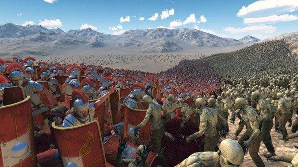Link tải miễn phí Ultimate Epic Battle Simulator, game giả lập chiến trận cực hot trên Steam
