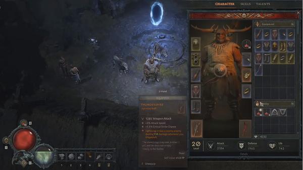 Chiêm ngưỡng toàn bộ sức mạnh của 3 class trong Diablo IV