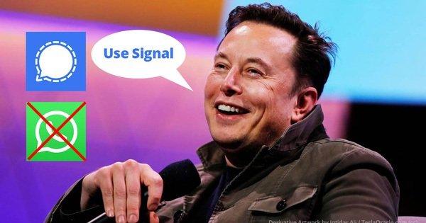 Chỉ bằng một dòng tweet, tỷ phú Elon Musk đã làm nghẽn hệ thống đăng ký của một ứng dụng nhắn tin