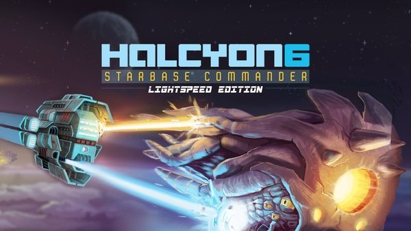 Tải ngay game miễn phí Halcyon 6: Starbase Commander để lái tàu vũ trụ chinh phục thiên hà