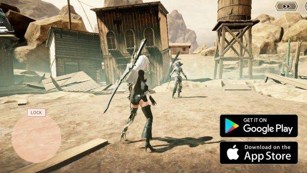 Phiên bản Mobile của NiER: Automata sẽ chính thức đến tay game thủ trong tháng 2, sau Valentine chỉ vài ngày