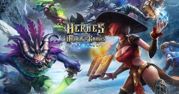 Heroes of Order & Chaos: Sự kết hợp độc đáo giữa Dota và Liên Minh Huyền Thoại