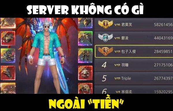 """[Góc sốc văn hóa] Vương Thần Mobile server Đài """"full VIP 16"""", nói không với cày chay: Dân nước này quá """"giàu"""" hay do game này quá """"khủng""""?"""